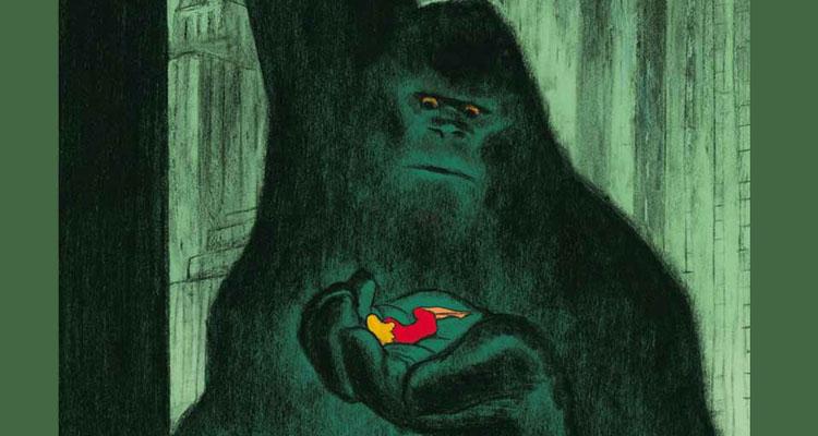 Reseña de King Kong, de Michel Piquemal y Christophe Blain