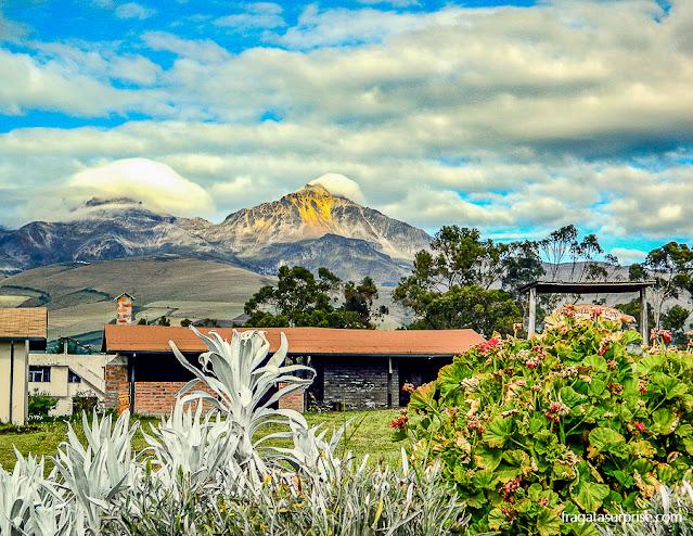 Montanhas Los Ilinizas, Equador