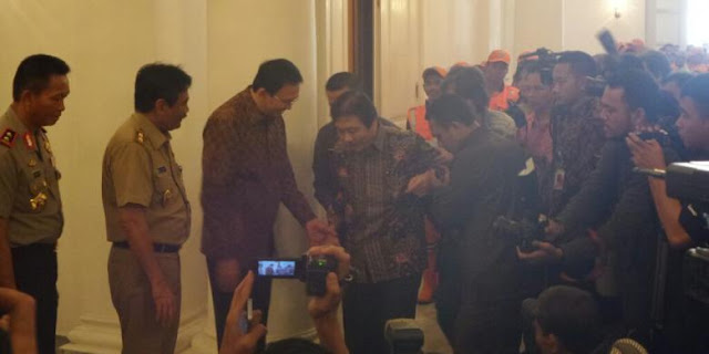 Dari Balikpapan ke Jakarta demi Bertemu Ahok