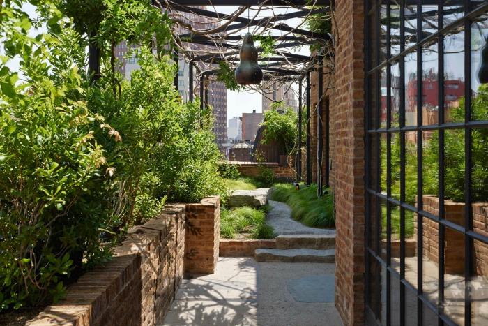 Jardines en los tejados de manhattan nueva york guia - Jardines en aticos ...