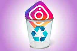 How to Delete Ur Account On Instagram (update)