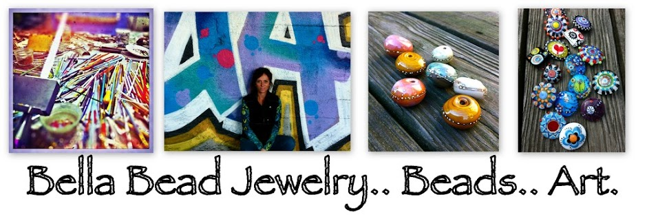 Bella Bead Jewelry....Art & Yoga!