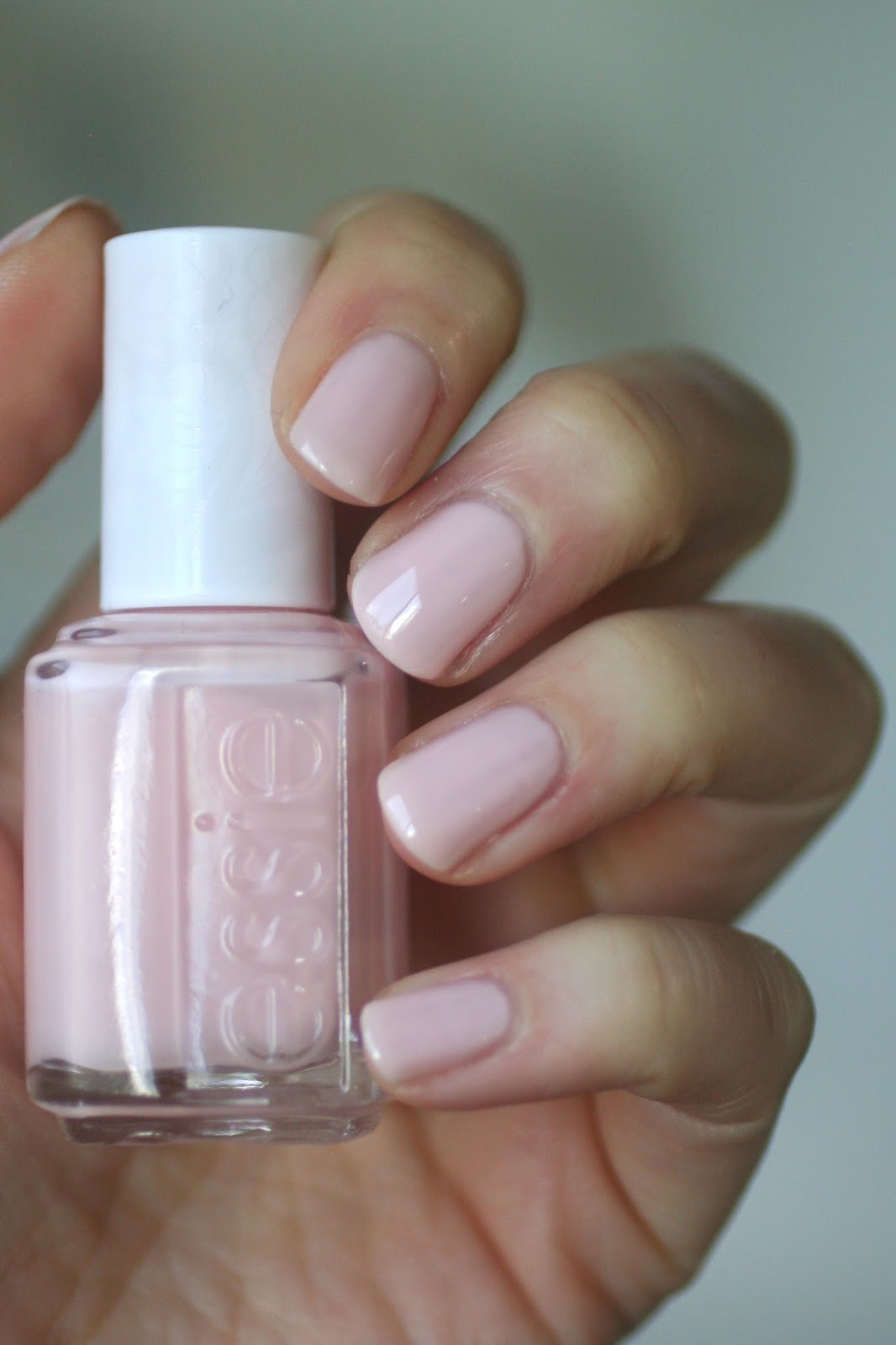 essie sheer pink comparison mademoiselle vanity fairest