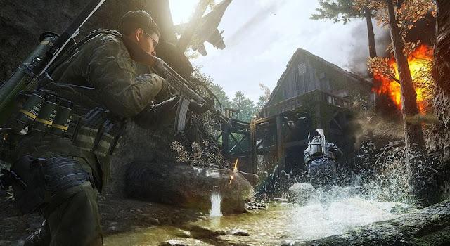 Imagem do Call of Duty: Modern Warfare Remastered