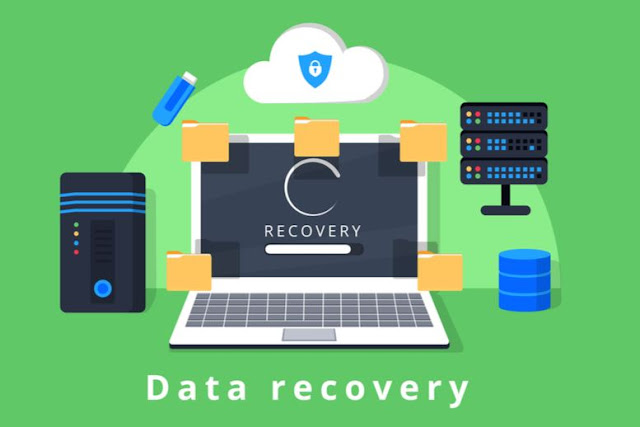 How to restore deleted files on computer