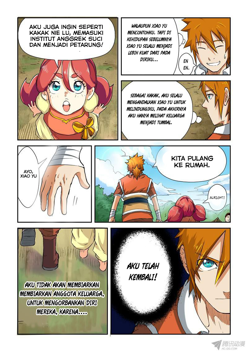 Tales of Demons and Gods Chapter 85