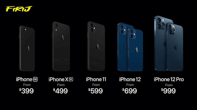 Devriez-vous passer à l'iPhone 12