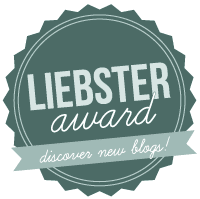 Premio Liebster Award - Julio 2016