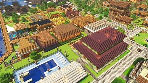 Sức truyền tay của Minecraft biến nó thành một hiện tượng văn hóa chứ không thể là một cách thức giải trí bình thường