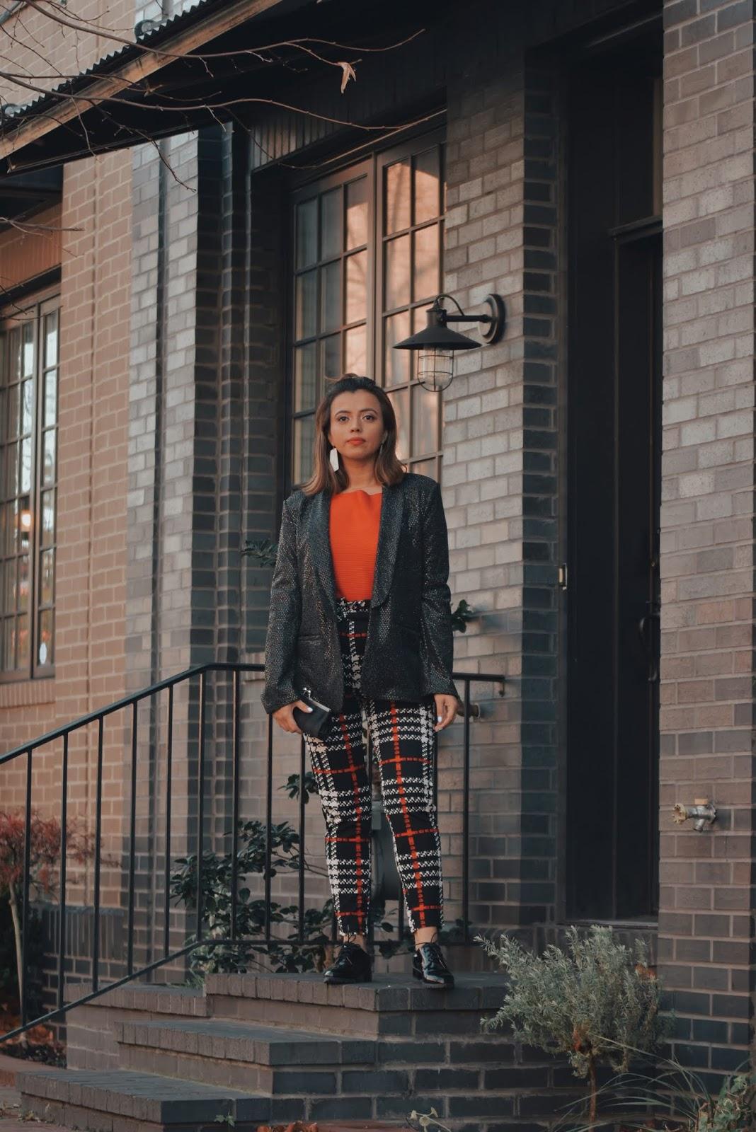 Feliz Día De Acción De Gracias! |-SheIn Black Friday by Mari Estilo-dcblogger-street style-outfits navideños-outfits de fiestas-como vestir si eres mayor de 40-