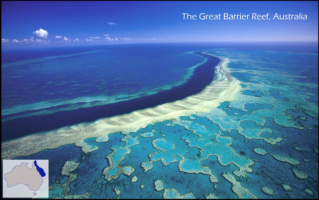 Greatest Wonders of the World: The Great Barrier Reef, Australia