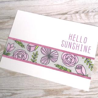Altenew Hello Sunshine