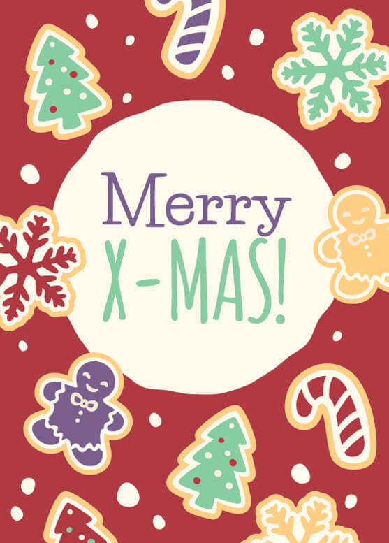 merry christmas cards printable download