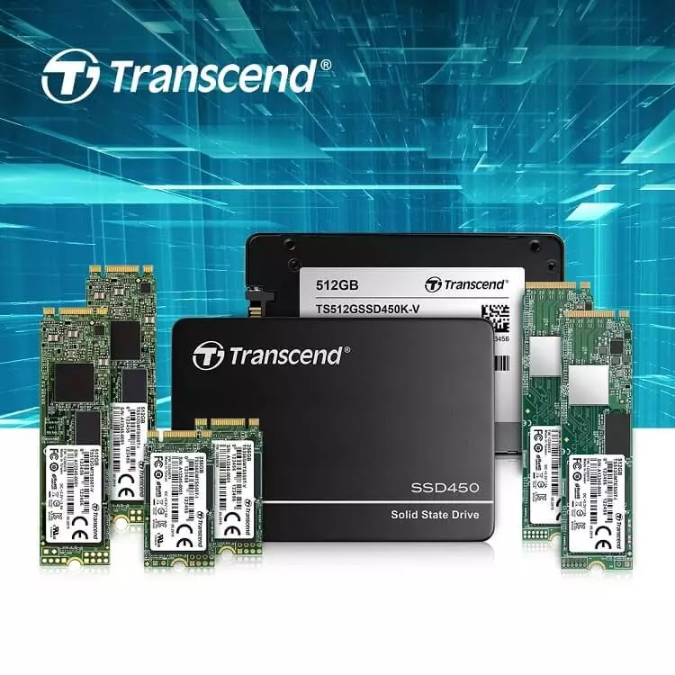 Transcend Launches Embedded 3D NAND Solutions