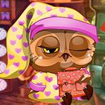 G4K Sleepy Owl Escape
