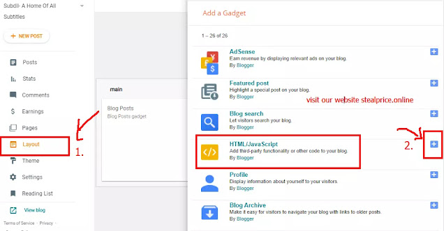 how to add live  cricket  score board in to blogger in widget