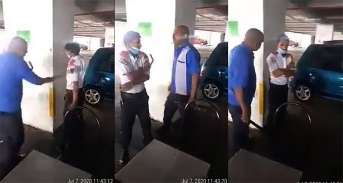 मलेसियामा सुरक्षागार्ड कुट्नेलाई चार महिना जेल