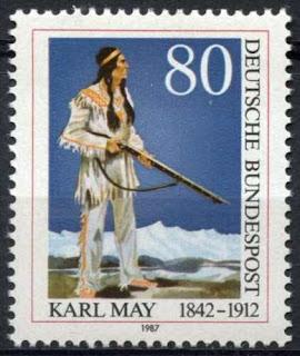 West Germany 1987 Winnetou Karl May