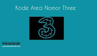Kode area tri