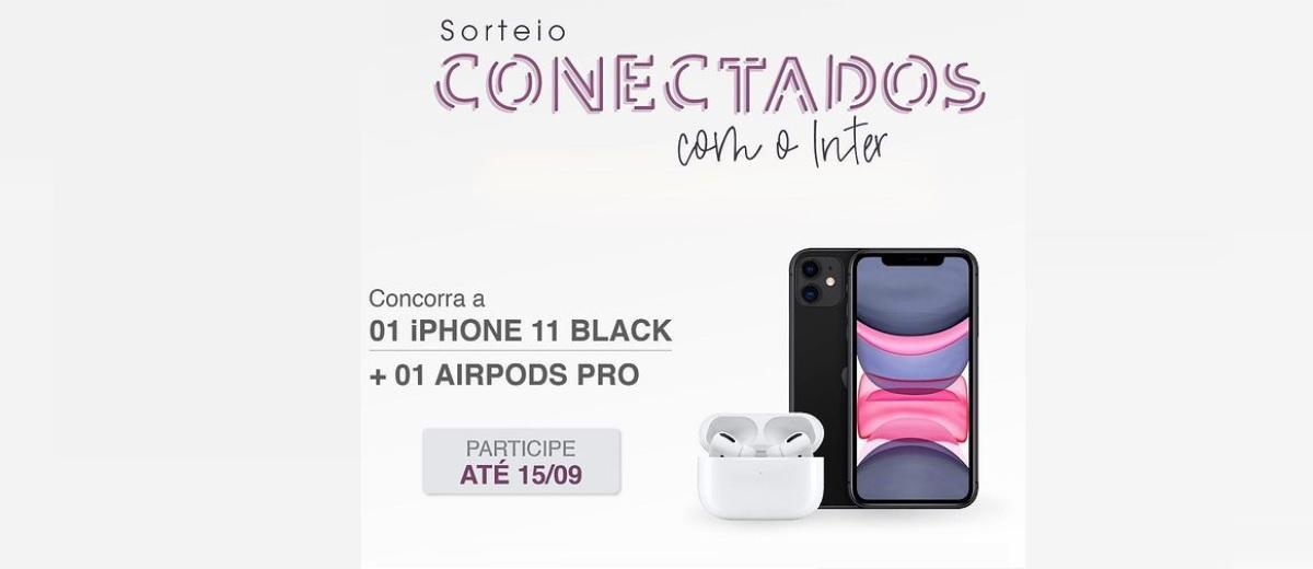 Participar Sorteio Conectados Com Inter Shopping Internacional