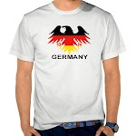 Kaos Distro Keren Jerman SK54 Asli Cotton