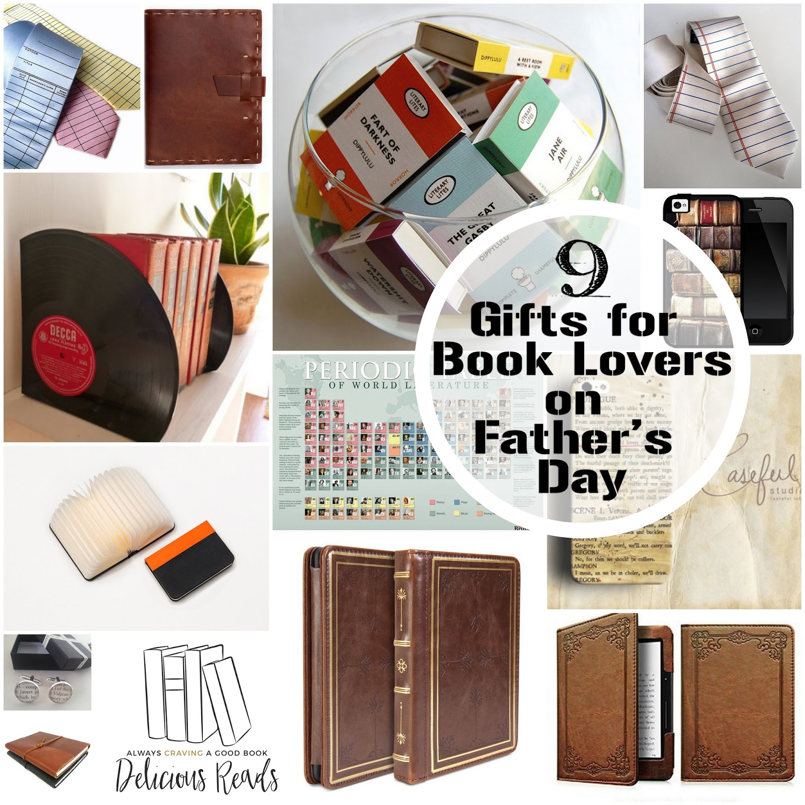 Book Lover Gift Delicious Reads What Daddy Wants 9 Gifts For Your Book