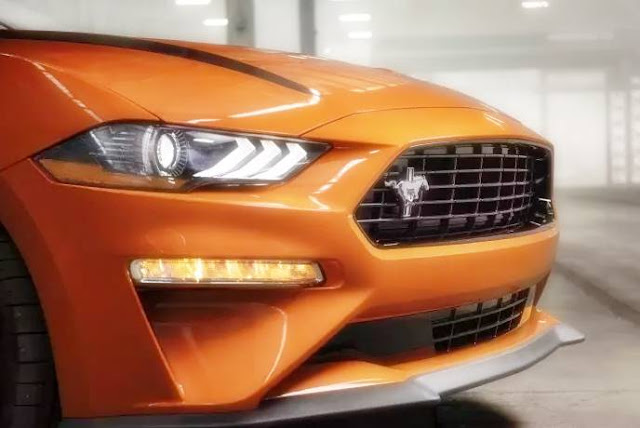 2020 Ford Mustang Ecoboost High Performance Package 0-60