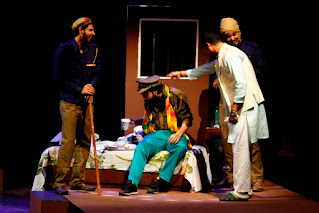 after-covid-first-drama-in-shri-ram-center