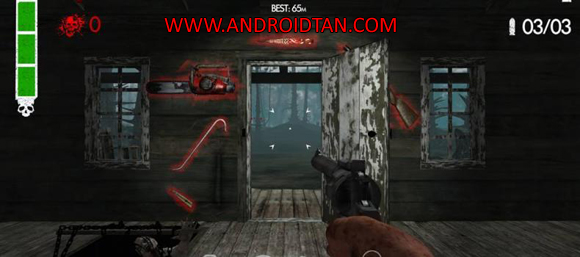 Free Download Evil Dead: Endless Nightmare Mod Apk + Data v1.2 (Unlimited Health/Clean) Android Terbaru 2017