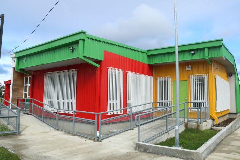 Cuatro jardines de Integra obtienen Reconocimiento Oficial en Los Lagos
