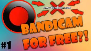 Como ativar bandicam - download,ativação completa