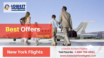 Book Cheap and Affordable Flights to New York with reasonable deals!