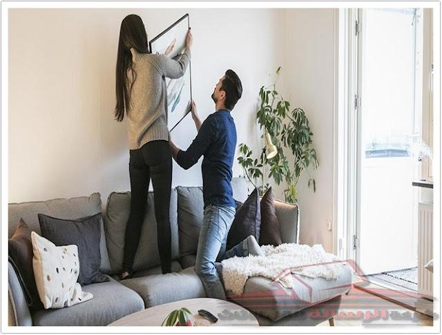 نصائح الخبراء لإصلاح الجدران الخاصة بك قبل أن تتحرك