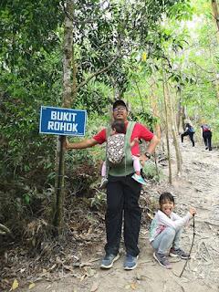 Tempat Hiking di Terengganu : Bukit Besar dan Bukit Sekitarnya