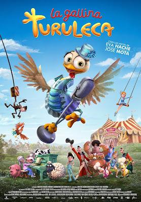 La gallina Turuleca [2020] [DVD R2] [Spanish]