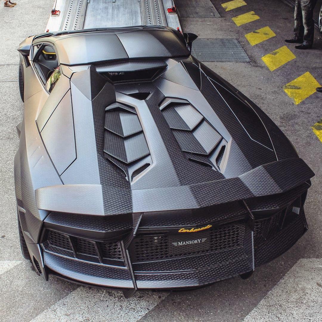 Lamborghini Aventador Carbonado GT