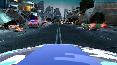 Road Racing Highway Car Chase Game Screenshot 6