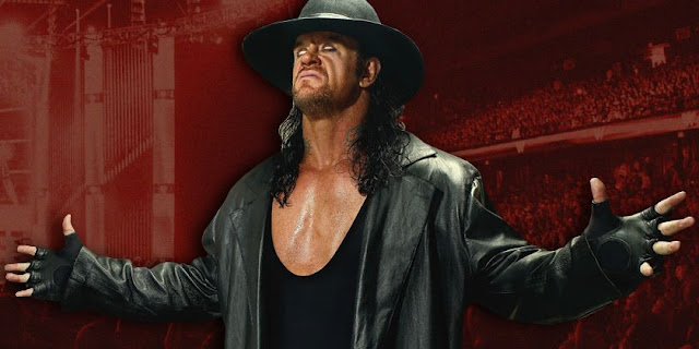 Undertaker - Goldberg Rumor Killer From WWE Super ShowDown