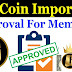 OneCoin Important Approval For Members