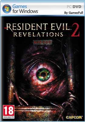 Resident Evil Revelations 2 Complete Season [Español] [MEGA]