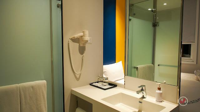 Lavatory 宜必思尚品普吉島城市酒店 - ibis Styles Phuket City