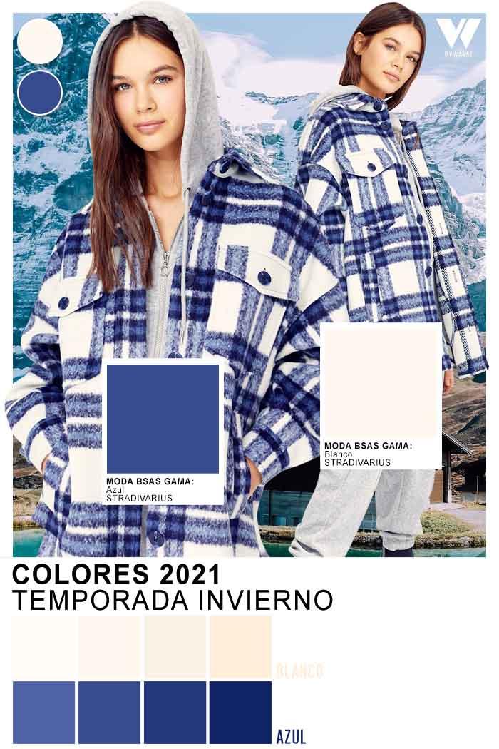 Moda invierno 2021 colores de moda invierno 2021 moda