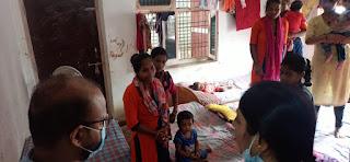 madhubani-dm-visit-child-home