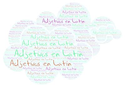 Ejercicios de adjetivos en latín
