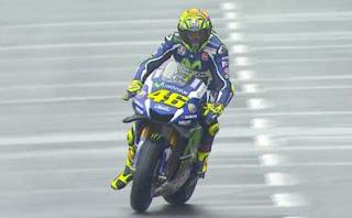 MotoGP Australia: Kena Penalti, Valentino Rossi Marah