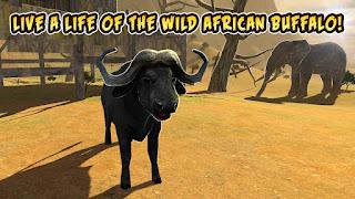 Buffalo Sim Bull Wild Life Mod Apk v1.0 For android