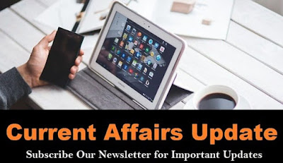 Current Affairs Update: 6th & 7th August 2017