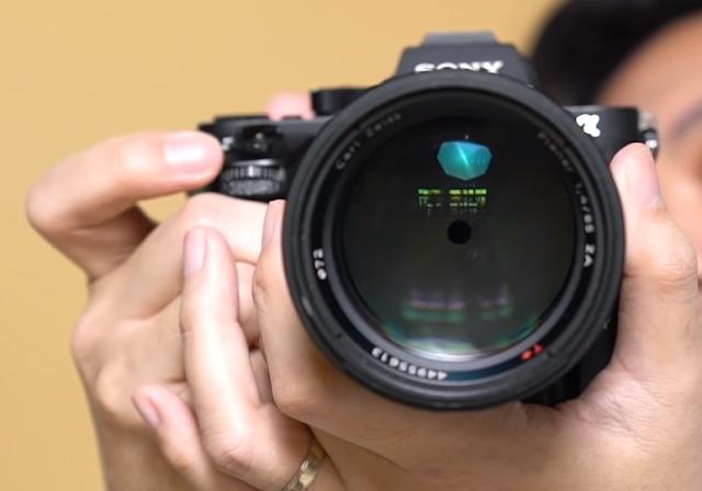 Overture/Diafragma Kamera
