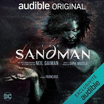 The Sandman (Audible) - Couverture