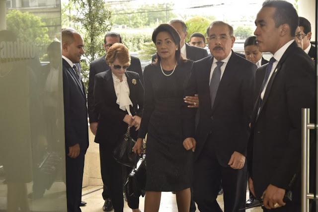 Danilo Medina admite resurgimiento brote de violencia